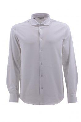 BARBOLINI košulja - B1p8S838 - BELA
