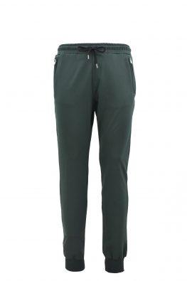 BARBOLINI pantalone - B1pLEWIS - ZELENA