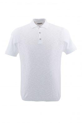 BARBOLINI majica - B1pPOLO1423 - BELA