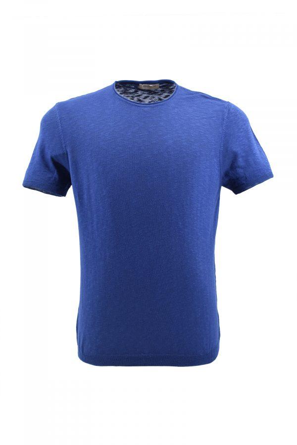 BARBOLINI majica - B1pGIRO1420 - PLAVA