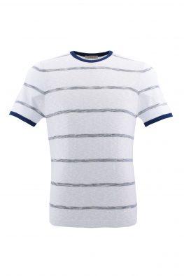 BARBOLINI majica - B1pGIRO1436 - BELA