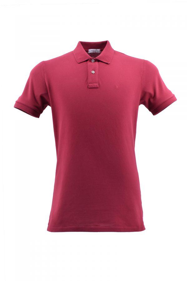 BARBOLINI majica - B1pUOMO01 - BORDO