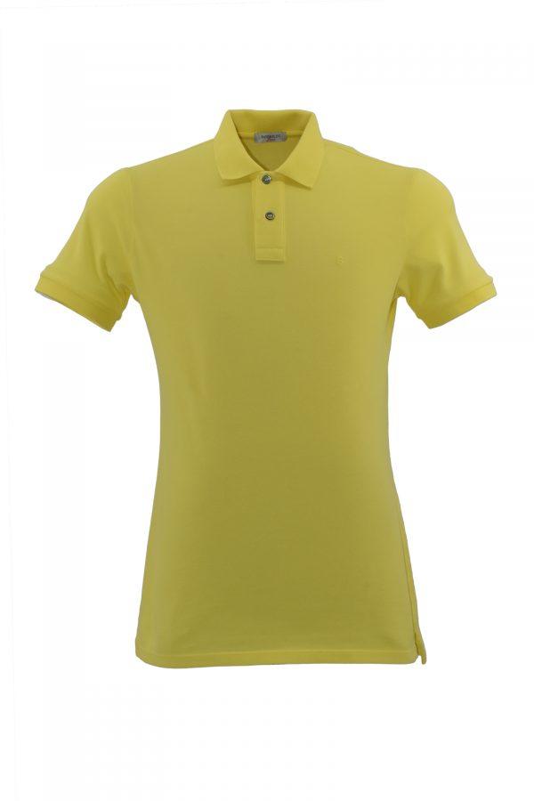 BARBOLINI majica - B1pUOMO01 - ŽUTA