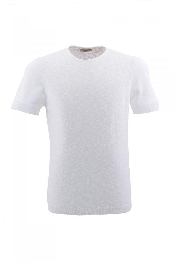BARBOLINI majica - B1pGIRO1420 - BELA