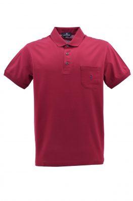 NAVIGARE majica - NV1p72062 - BORDO