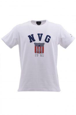 NAVIGARE majica - NV1p31140 - BELA