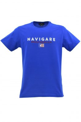 NAVIGARE majica - NV1p31139 - PLAVA