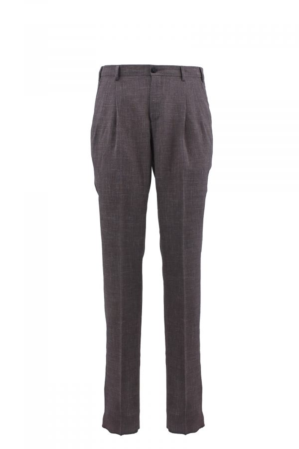 PAL ZILERI pantalone - L1p110_8207 - BRAON