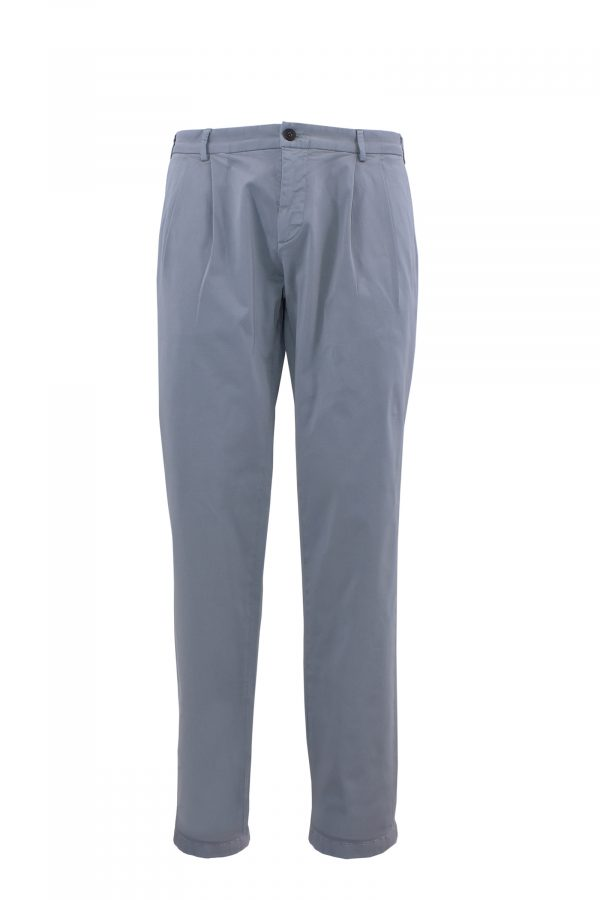 PAL ZILERI pantalone - L1p233_4540 - SIVA