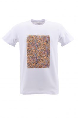 BARBOLINI majica - B1pTSTAMP5 - BELA