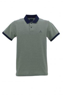 GANT majica - G1p2012012 - ZELENA