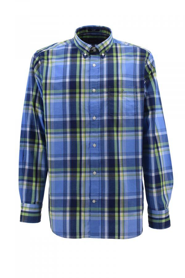 GANT košulja - G1p3018520 - PLAVA-KARO