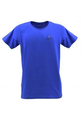 SCUOLA NAUTICA ITALIANA majica - SNI1p016055 - PLAVA