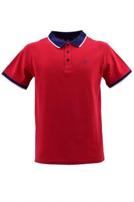 SCUOLA NAUTICA ITALIANA majica - SNI1p18868 - CRVENA