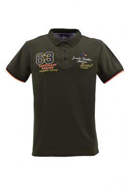 SCUOLA NAUTICA ITALIANA majica - SNI1p18867 - MASLINASTA
