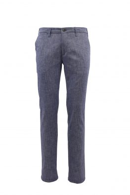 BARBOLINI pantalone - B1p20024 - PLAVA