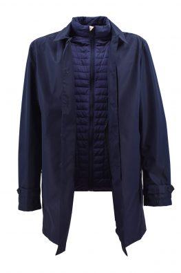 BARBOLINI jakna - B1pBRIANZA T - TEGET