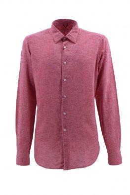 BARBOLINI košulja - B1pDDN1102 - CRVENA