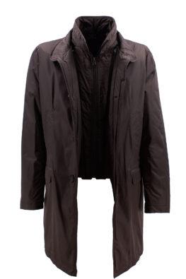 NAVIGARE COLLEZIONI jakna - N1zWISH - BRAON