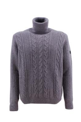 NAVIGARE džemper - NV1z1030133 - SVETLO-SIVA
