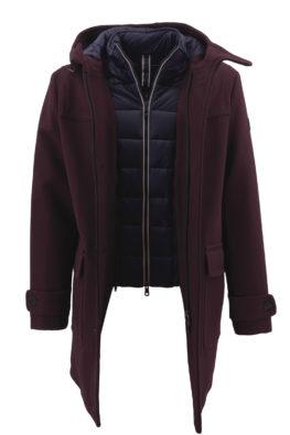 NAVIGARE jakna - NV1z62016 - BORDO