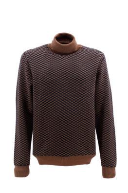 PAL ZILERI džemper - 1zM0M602-F8707 - BRAON