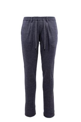 FRADI pantalone - 1zJOGGER_6038 - SIVA