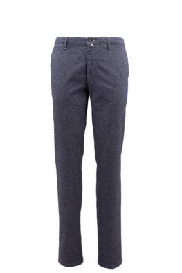 BARBOLINI pantalone - B1z12084 - SVETLO-SIVA