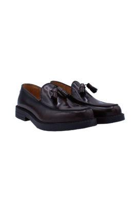BARBOLINI cipele - B1zABRAZ915 - BRAON