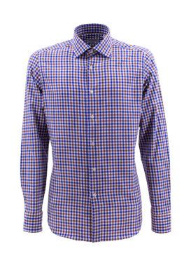 BARBOLINI košulja - B1zCDN6304 - BRAON-KARO