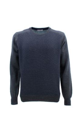 BARBOLINI džemper - B1zORATA80 - SIVA