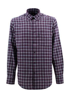 NAVY SAIL košulja - NS1z923 - BORDO-KARO
