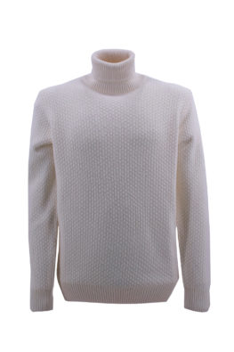 BARBOLINI džemper - B1zBAR30-100 - BELA