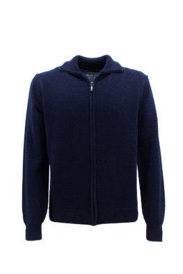 NAVIGARE COLLEZIONI džemper - N1zCARDZIP08 - TEGET
