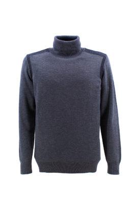 NAVY SAIL džemper - NS1z310147 - SIVA