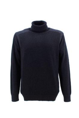 NAVY SAIL džemper - NS1z310147 - CRNA
