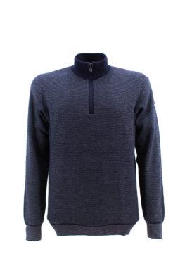 NAVY SAIL džemper - NS1z310262 - SIVA