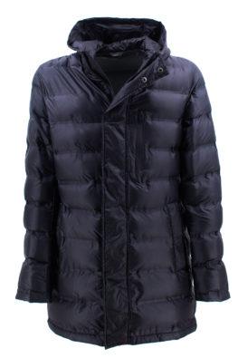 BARBOLINI jakna - B1zPIN150 - CRNA