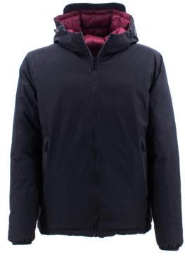 NAVIGARE COLLEZIONI jakna - N1zPIN156 - CRNA