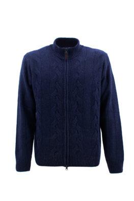 BARBOLINI džemper - B1zMAPPA170Z - TEGET