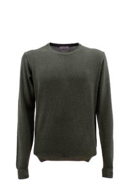 BARBOLINI džemper - B1zACI80 - MASLINASTA