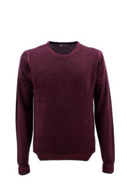BARBOLINI džemper - B1zACI80 - BORDO