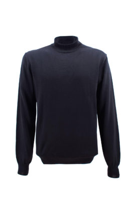 NAVIGARE COLLEZIONI džemper - N1zLUPFM50 - CRNA