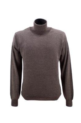 NAVIGARE COLLEZIONI džemper - N1zDOLCEFM100 - BRAON