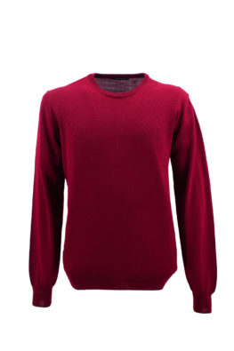 NAVIGARE COLLEZIONI džemper - N1zGIROFM80OS - BORDO