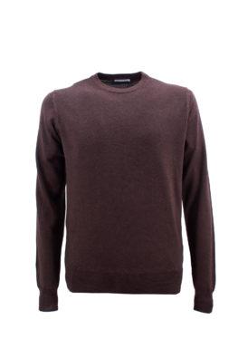 FRADI džemper - 1zMD110_5605 - BRAON